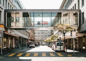 1049 milionów dolarów USD zysku osiągnęło przedsiębiorstwo UBS w 3. kwartale 2019 roku
