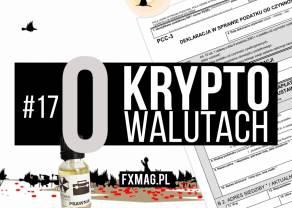 17. 'O kryptowalutach' - PCC i inne podatki od krypto okiem prawnika