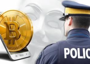 Informatyk nielegalnie kopał kryptowaluty na Komendzie Głównej Policji