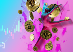 Bitcoin (BTC) mocno wybija się z zakresu