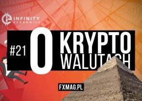 21. O kryptowalutach - XIN, czyli Infinity Economics z Marylą Rodowicz