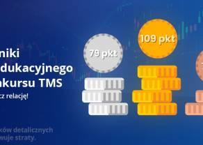 6. edukacyjny konkurs inwestycyjny TMS dobiegł końca. Jak grali najlepsi?