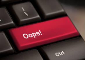 9 największych błędów tradera