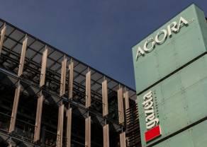 AGORA SA Spółką Dnia Biura Maklerskiego Alior Banku
