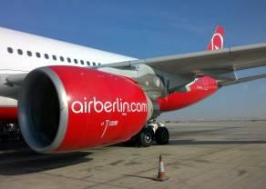 Air Berlin obniża lot i... upada