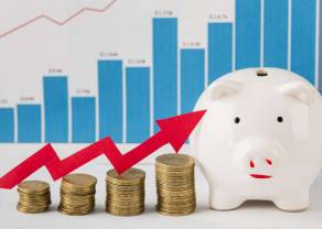 Akcje Allegro i wybrane spółki sektora finansowego odpowiadają za wzrosty indeksu giełdowego WIG20