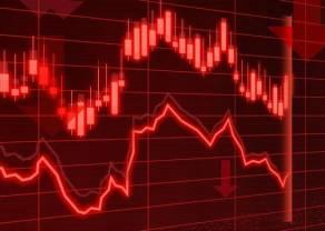 Akcje JSW z dwucyfrowym spadkiem. Tauron i PGE mocno tracą. Santander i Alior Bank na sporym minusie. Ogromna przecena na GPW