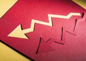 Akcje KGHM głównym winowajcą spadkowej sesji na GPW - zniżki cen miedzi na giełdach światowych
