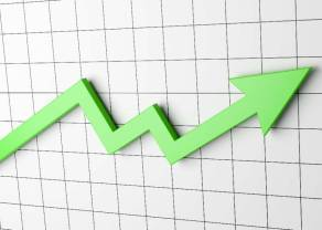 Akcje KGHM motorem napędowym WIG20. Solidne wzrosty notowań o przeszło 5% uratowały indeks blue chipów