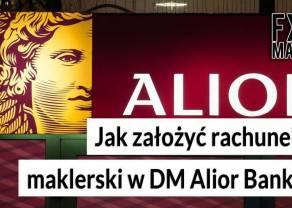 Alior Bank - Biuro Maklerskie. Jak założyć konto maklerskie w Alior Banku?