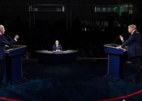 Amerykańska debata zaszkodziła dolarowi i pomogła giełdzie
