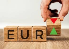 Analiza pary walutowej EUR/PLN - notowania euro kolejny raz w strefie podażowej
