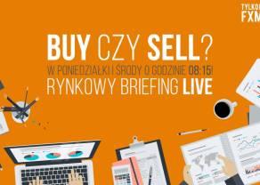 Analiza rynków LIVE - Ty wybierasz, Dawid analizuje! [11.12]
