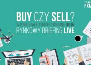Analiza rynków LIVE - Ty wybierasz, Dawid analizuje! [Zmiana godziny - 14:00]