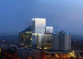 Andersia Silver ma pierwszego najemcę. Firma F-Secure wprowadzi się na najwyższe piętra biurowca i zajmie powierzchnię około 3,5tys. mkw.