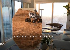 Aplikacja MISSION TO MARS AR Immersion VR nominowana do Webby Awards!