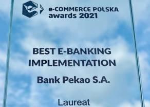 Aplikacja PeoPay KIDS Banku Pekao nagrodzona!