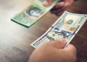 Australia sugeruje podniesienie stóp procentowych - dolar australijski AUD skacze w górę