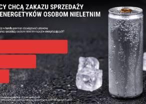 BADANIE: Blisko 60% Polaków jest za zakazem sprzedaży napojów energetycznych osobom nieletnim