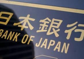 Bank Japonii znów bez wpływu na jena