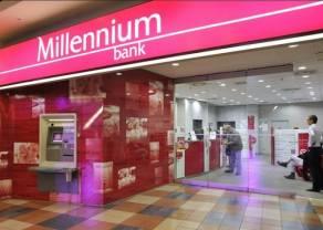 Bank Millenium poprawia wyniki – entuzjazm inwestorów rośnie