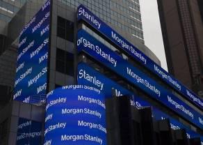 Bank Morgan Stanley zaskoczył rynek wynikami