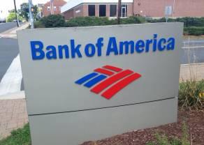 Bank of America z wynikami za II kwartał 2021 r. Akcje w dół
