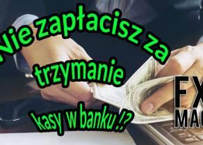 Będziemy płacić za trzymanie pieniędzy w banku? Jakie plany ma Rada Polityki Pieniężnej i główne Banki Centralne?