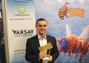 Bee Simulator z prestiżową nagrodą GCE 2018 Development Awards