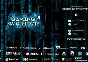 Bezpłatna Konferencja Gaming na Giełdzie - edycja online