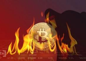 Bitcoin (BTC) doświadcza wzrostów i spadków, aby powrócić do kluczowego wsparcia