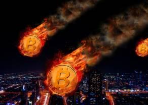Bitcoin (BTC) - kurs może spaść nawet do 1500 dolarów, wg analityka Bloomberg