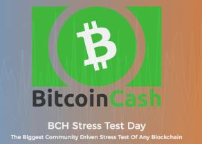 Bitcoin Cash zakończył stress test - ponad 2 mln transakcji. Kurs BCH w górę