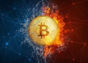 Bitcoin coraz niżej