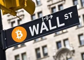Bitcoin jest już na dnie, wg Wallstreet