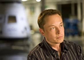 Bitcoin w portfelu Elona Muska