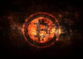 Bitcoin w trendzie spadkowym