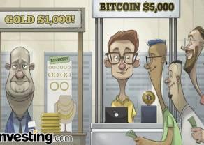 Bitcoin świeci już mocniej od złota