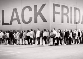 Black Friday - od kryzysu na rynku złota do szału zakupów