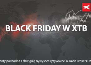 Black Friday w XTB nadal trwa - zgarnij darmowe książki oraz zwroty prowizji i strat!