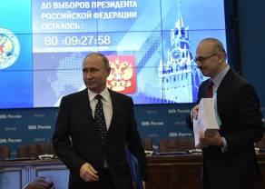 Blockchain będzie towarzyszyć rosyjskim wyborom prezydenckim