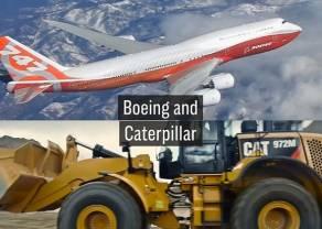 Boeing i Caterpillar z wynikami kwartalnymi. Amerykańscy giganci rozczarowali inwestorów!