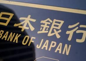BoJ zmienia prognozy makro, ale nie nastawienie polityki pieniężnej