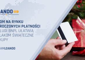 Boom na rynku odroczonych płatności - usługi BNPL ułatwią Polakom świąteczne zakupy