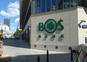 BOŚ przedstawia wyniki finansowe za II kwartał 2020 r. Zysk netto banku spadł o 40%