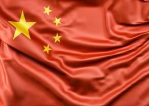 Kurs funta (GBP/USD) - komplikacji ciąg dalszy. Kolejne świetne odczyty z chińskiego rynku – rekordowe poziomy indeksu