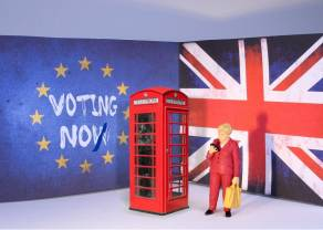 Brexit w końcu daje się we znaki. Kurs funta poniżej 5 złotych!