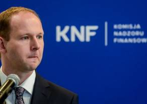 Były prezes KNF zatrzymany przez CBA. Marek Chrzanowski usłyszał zarzuty korupcyjne