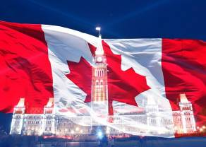 CAD reaguje na problemy gospodarki Kanady