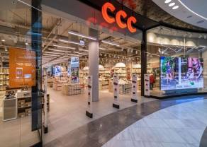 CCC przedstawia wyniki finansowe za 2019 r. Kurs akcji spółki w dół